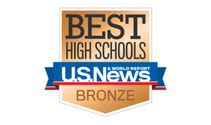 US News Best High Schools Bronze